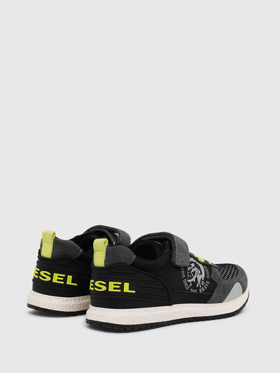 Diesel - SN RUNNER 01 LC CH, Black/Grey - Footwear - Image 3