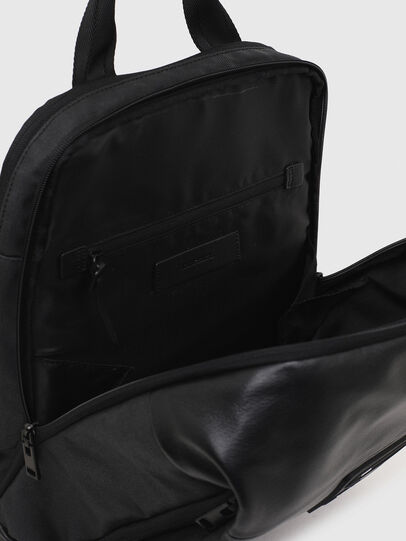 Diesel - D-SUBTORYAL BACK, Black - Backpacks - Image 7