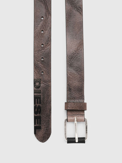 Diesel - B-LOG, Light Brown - Belts - Image 3