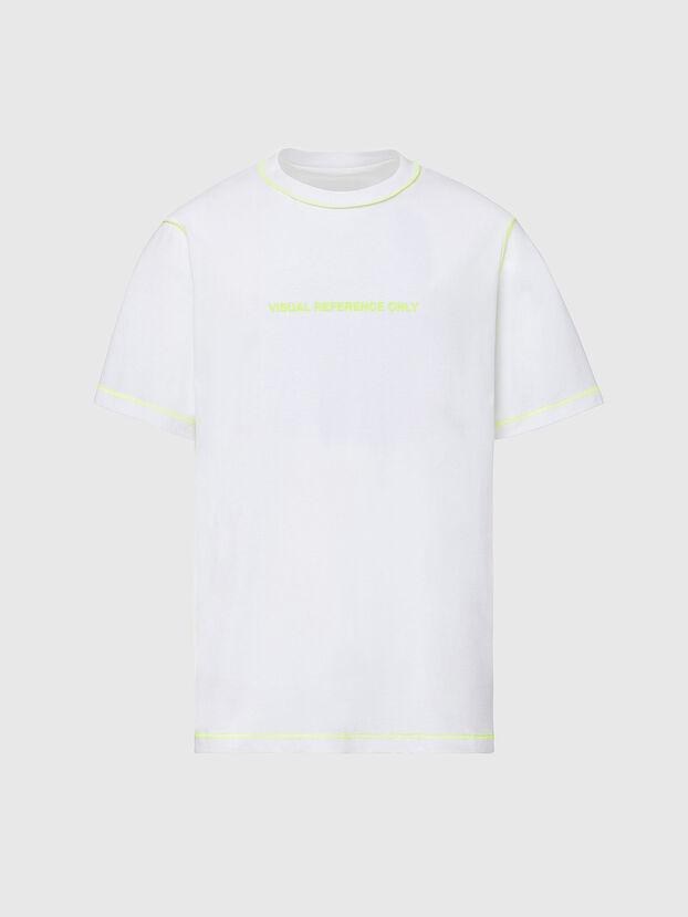 T-JUSEAM, White - T-Shirts