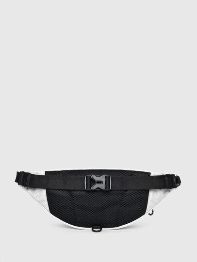 Diesel - F-URBHANITY BUMBAG, White - Belt bags - Image 2