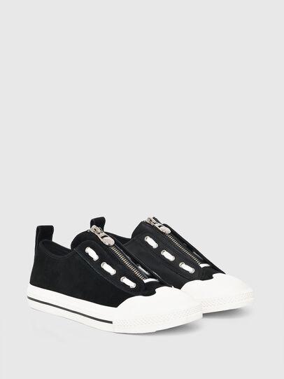 Diesel - S-ASTICO LZIP, Black - Sneakers - Image 2