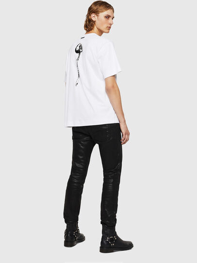 Diesel - TEORIALE-X1, White - T-Shirts - Image 6