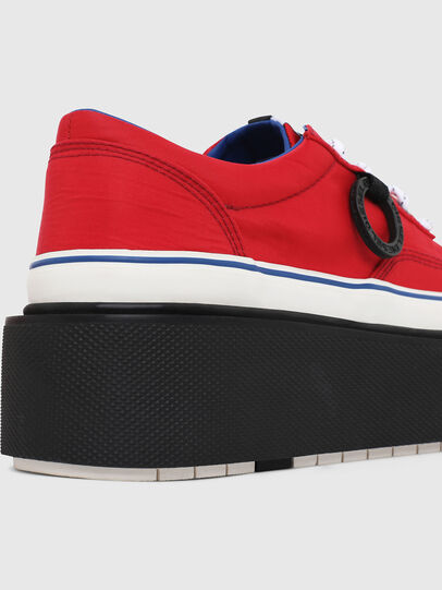 Diesel - H-SCIROCCO LOW, Fire Red - Sneakers - Image 6