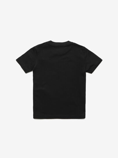 Diesel - TDIEGOCUTYB-R, Black - T-shirts and Tops - Image 2