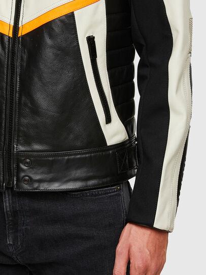 Diesel - ASTARS-LDUE-B,  - Leather jackets - Image 7