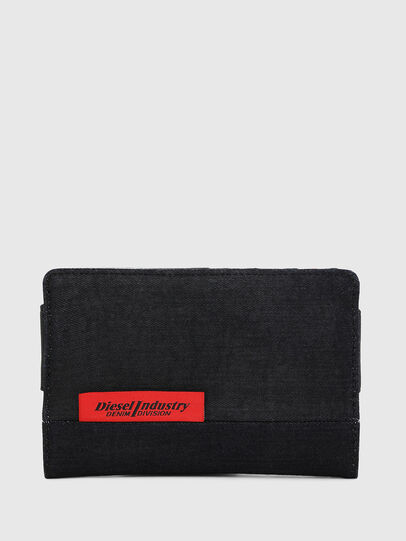 Diesel - ORGANIESEL, Black - Small Wallets - Image 2
