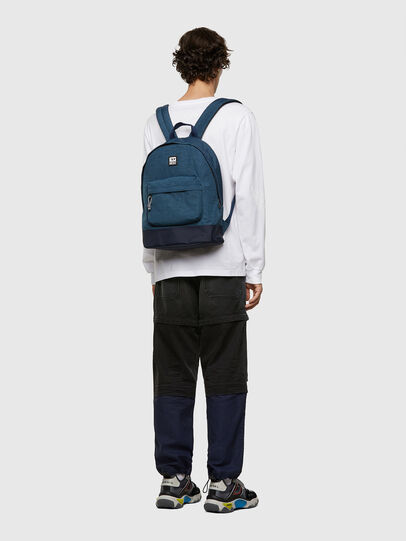Diesel - VIOLANO, Blue - Backpacks - Image 6