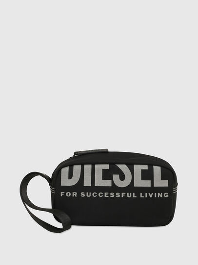 Diesel - BOLD POUCH II, Black - Bags - Image 1