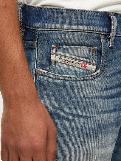 Diesel - D-Strukt 009HH, Medium blue - Jeans - Image 4