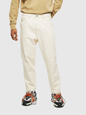 P-LAMAR, White - Pants