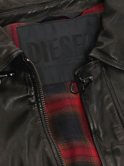 Diesel - L-LUC,  - Leather jackets - Image 5
