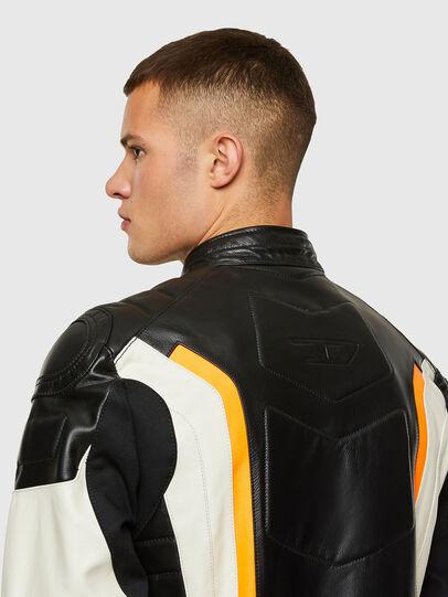 Diesel - ASTARS-LDUE-B,  - Leather jackets - Image 4