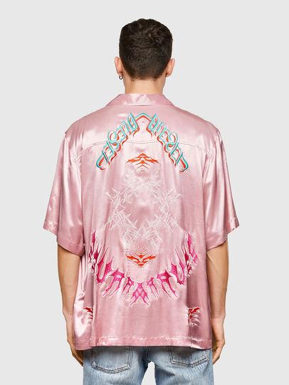 Diesel - S-MITCH, Pink - Shirts - Image 3