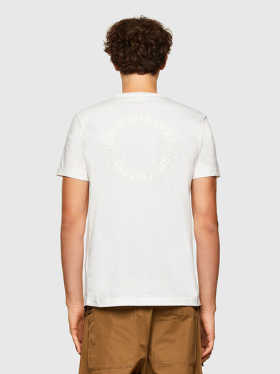Diesel - T-DIEGOS-A4, White - T-Shirts - Image 2