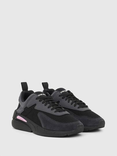 Diesel - S-SERENDIPITY LOW CU, Black - Sneakers - Image 2