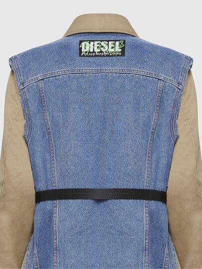 Diesel - W-CHARIE,  - Winter Jackets - Image 5