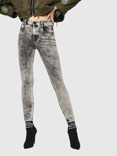 Diesel - Slandy High 069GQ,  - Jeans - Image 1