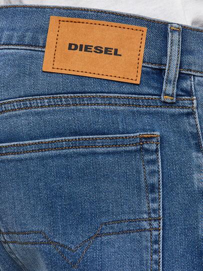 Diesel - D-Mihtry 009EK, Light Blue - Jeans - Image 4