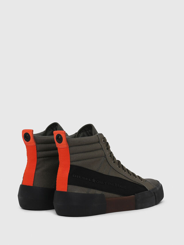 Diesel - S-DESE MC, Green/Black - Sneakers - Image 3