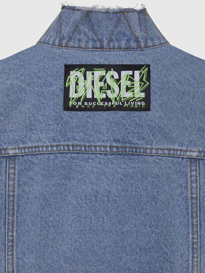 Diesel - G-DANIEL, Blue/Green - Jackets - Image 5