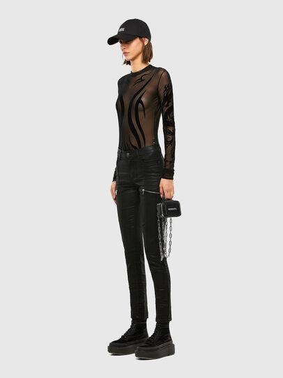 Diesel - D-Ollies JoggJeans® 069RK, Black/Dark grey - Jeans - Image 8