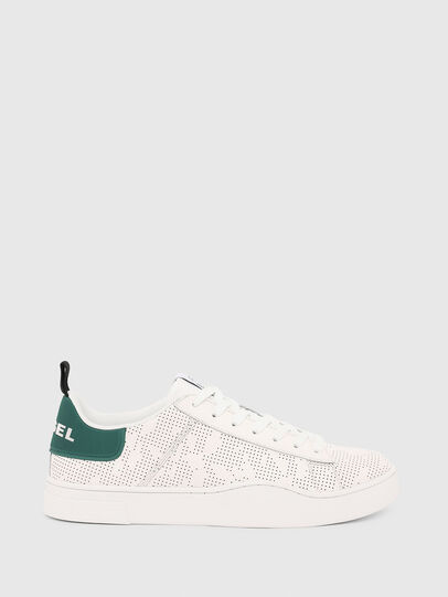 Diesel - S-CLEVER LOW LACE, White - Sneakers - Image 1