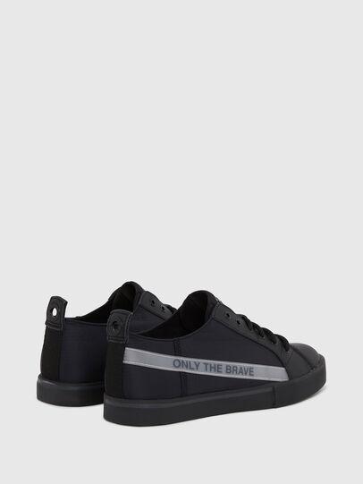 Diesel - S-DVELOWS LC, Black - Sneakers - Image 3