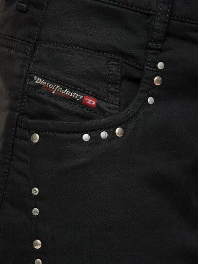 Diesel - FAYZA JoggJeans® 069NC, Black/Dark grey - Jeans - Image 3