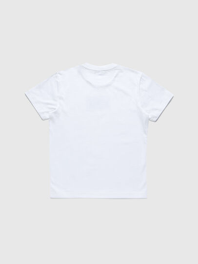Diesel - TCODE, White - T-shirts and Tops - Image 2