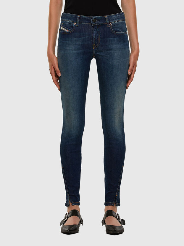 D-Jevel 009HL, Dark Blue - Jeans
