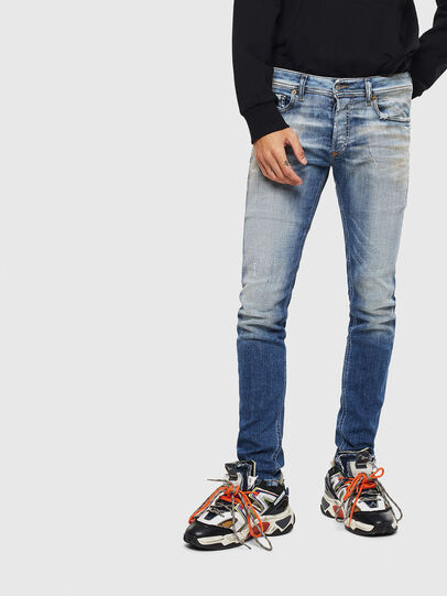 Diesel - Sleenker 009AF,  - Jeans - Image 1
