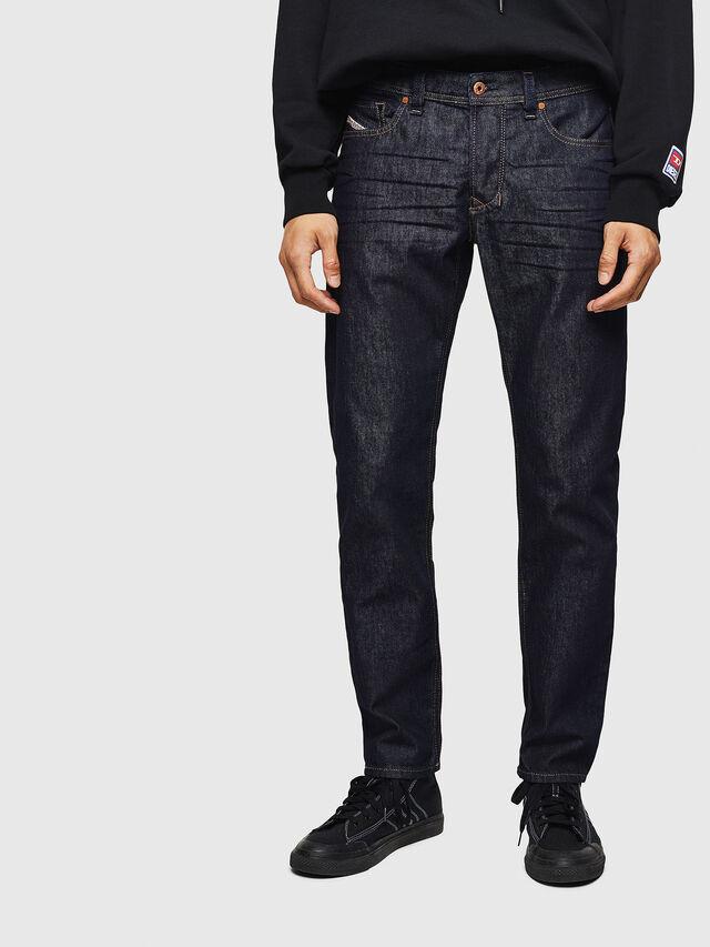 Diesel Larkee-Beex 084HN, Dark Blue - Jeans - Image 1