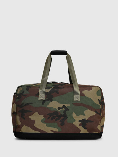 Diesel - SOLIGO, Green Camouflage - Travel Bags - Image 2