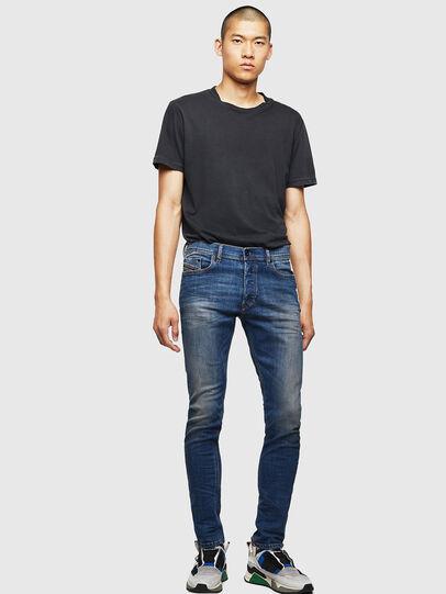 Diesel - Tepphar 087AW, Dark Blue - Jeans - Image 6