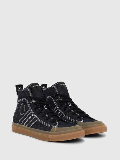 Diesel - S-ASTICO MID LACE, Dark Blue - Sneakers - Image 2