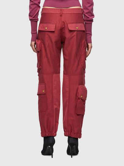 Diesel - P-GIULIA, Pink - Pants - Image 2