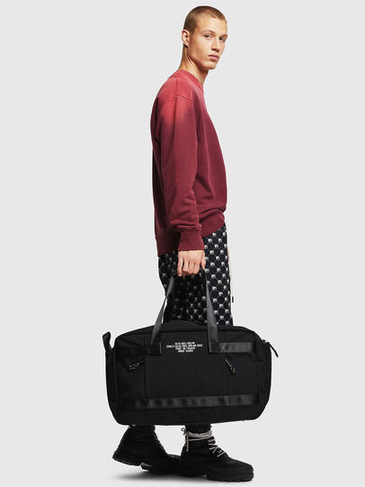 Diesel - SOLIGO, Black - Travel Bags - Image 6