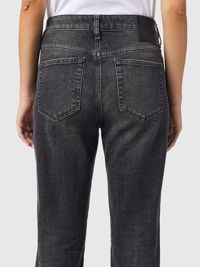 Diesel - D-Joy 09B12, Black/Dark grey - Jeans - Image 4