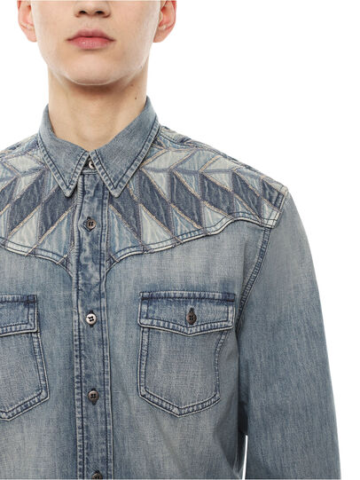 Diesel - SULLYVAN,  - Shirts - Image 3