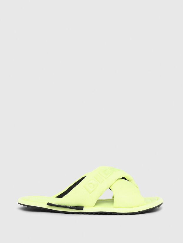 SA-MERY X, Yellow Fluo - Slippers