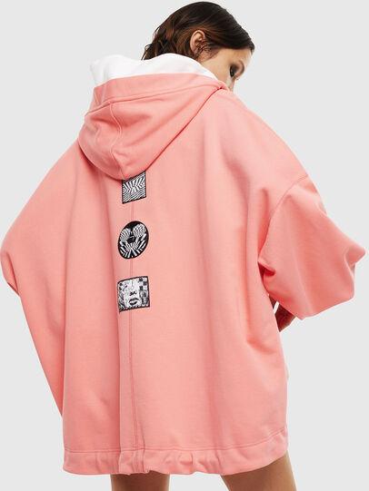 Diesel - F-BAILEY, Pink - Sweaters - Image 2