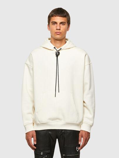 Diesel - S-UMMER-N74, White - Sweaters - Image 1