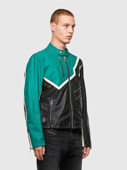 Diesel - L-PARKS,  - Leather jackets - Image 4