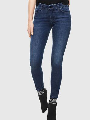 Slandy 0890K, Dark Blue - Jeans
