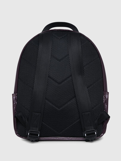 Diesel - F-BOLD BACK FL II, Dark Violet - Backpacks - Image 2
