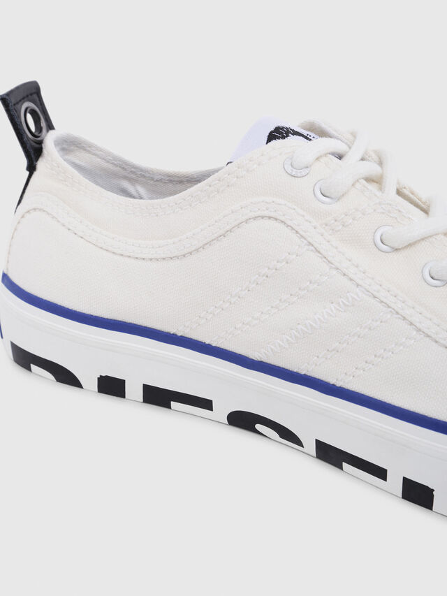 Diesel - S-ASTICO LC LOGO, Off White - Sneakers - Image 5