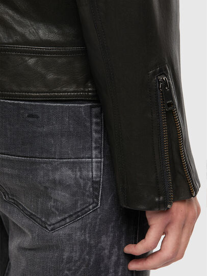 Diesel - L-LUC,  - Leather jackets - Image 4