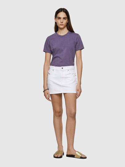 Diesel - DE-EISY, White - Skirts - Image 4