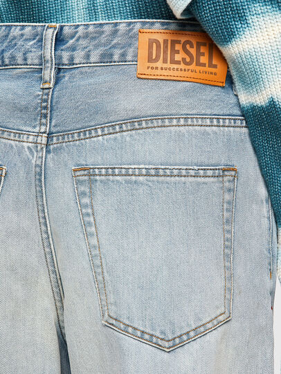 Diesel - D-Reggy 009GZ, Light Blue - Jeans - Image 4